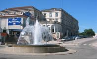 La mairie de Vittel